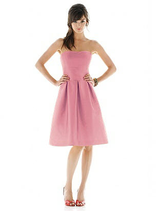 Alfred Sung Style D446 http://www.dessy.com/dresses/bridesmaid/d446/