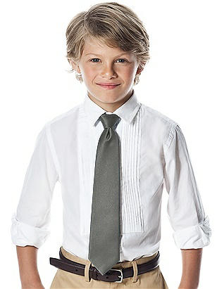"Boy's 50"" Duchess Satin Neck Tie http://www.dessy.com/accessories/boys-50-inch-neck-tie/"