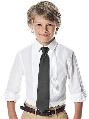 "Boy's 50"" Iridescent Taffeta Neck Tie http://www.dessy.com/accessories/boys-50-inch-iridescent-taffeta-neck-tie/"