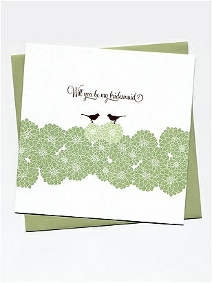 Will you be my bridesmaid? Cards - Blooms and Birds http://www.dessy.com/accessories/bridesmaid-cards-blooms-and-birds/