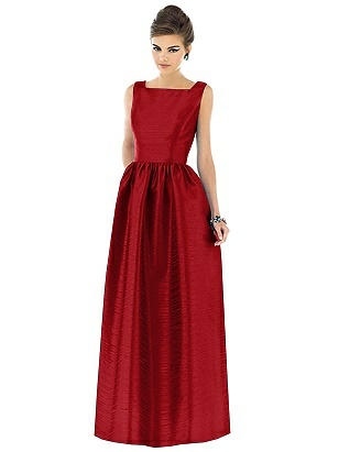 Alfred Sung Style D521 http://www.dessy.com/dresses/bridesmaid/d521/