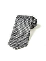 CLOSEOUT - Neck Tie in Bowtie and Hourglass Pattern