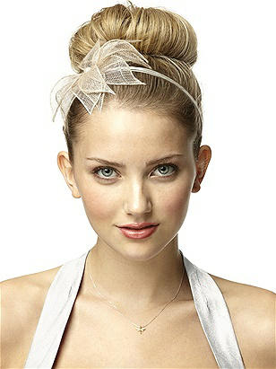 Woven Natural Flower Headpiece http://www.dessy.com/accessories/woven-natural-flower-headpiece/
