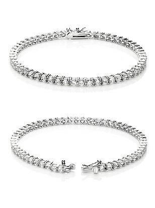 CZ Tennis Bracelet http://www.dessy.com/accessories/cz-tennis-bracelet/