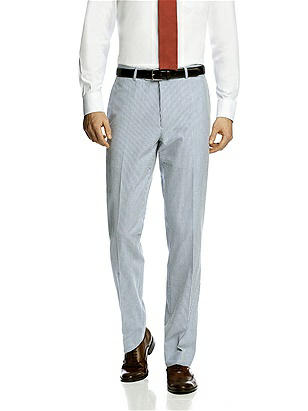 Seersucker Suit Flat Front Pants by After Six http://www.dessy.com/tuxedos/seersucker-suit-flat-front-pants/