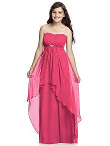 Junior Bridesmaid Dress JR527