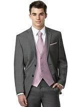 Men's Classic Yarn-Dyed Vest