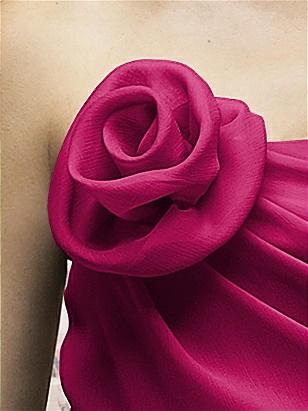 Large Crinkle Chiffon Flower http://www.dessy.com/accessories/large-crinkle-chiffon-flower/
