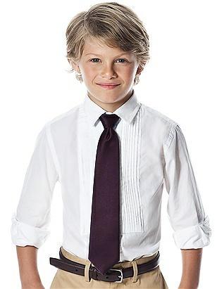 """Boy's 50"""" Duchess Satin Neck Tie http://www.dessy.com/accessories/boys-50-inch-neck-tie/"""