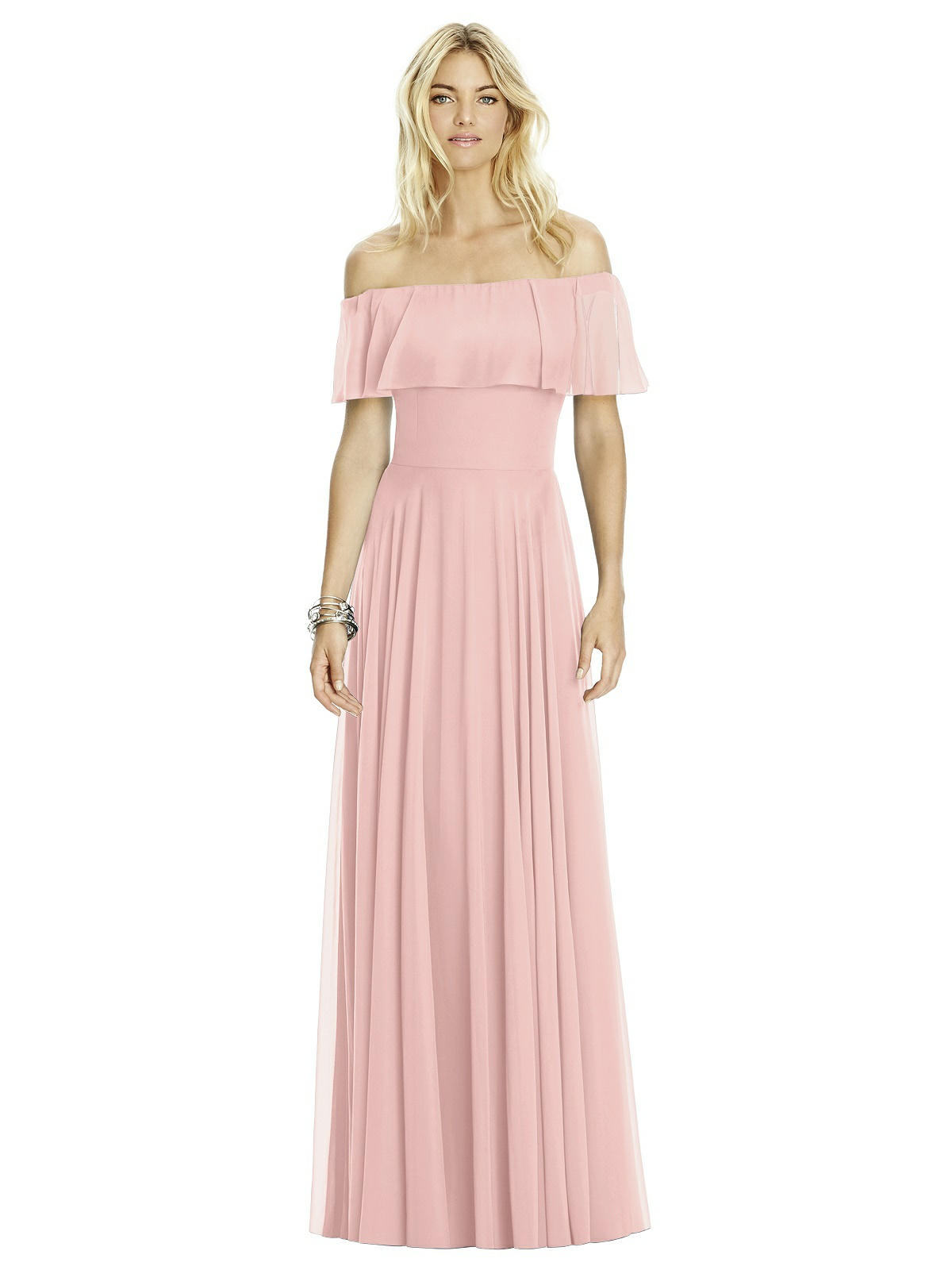 After Six Bridesmaid Dress 6763 | The Dessy Group
