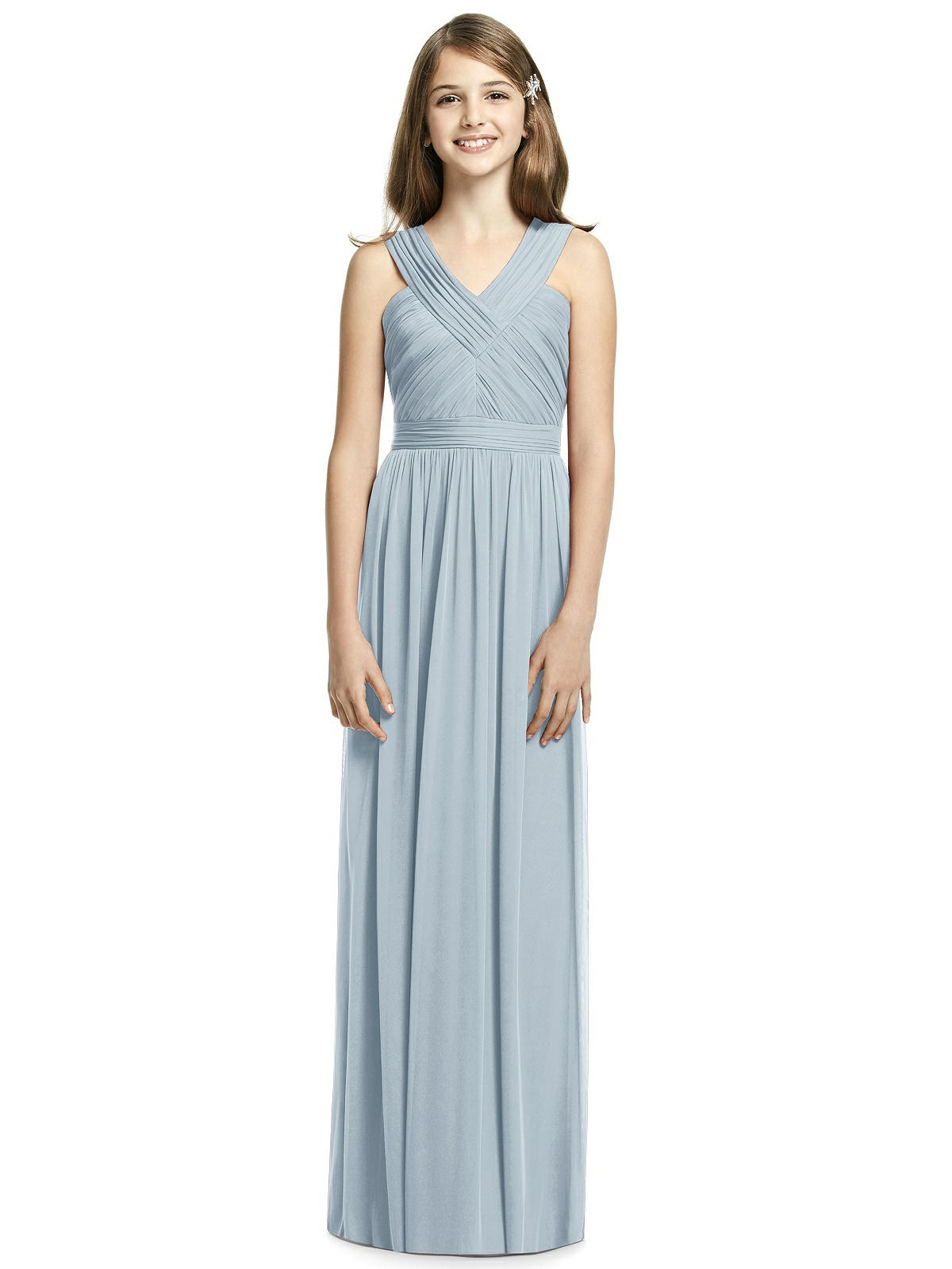 Dessy Collection Junior Bridesmaid Dress JR535 | The Dessy Group