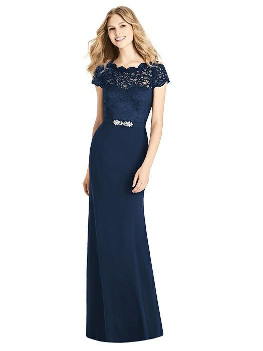 Jenny Packham Bridesmaid Style JP1001 | The Dessy Group