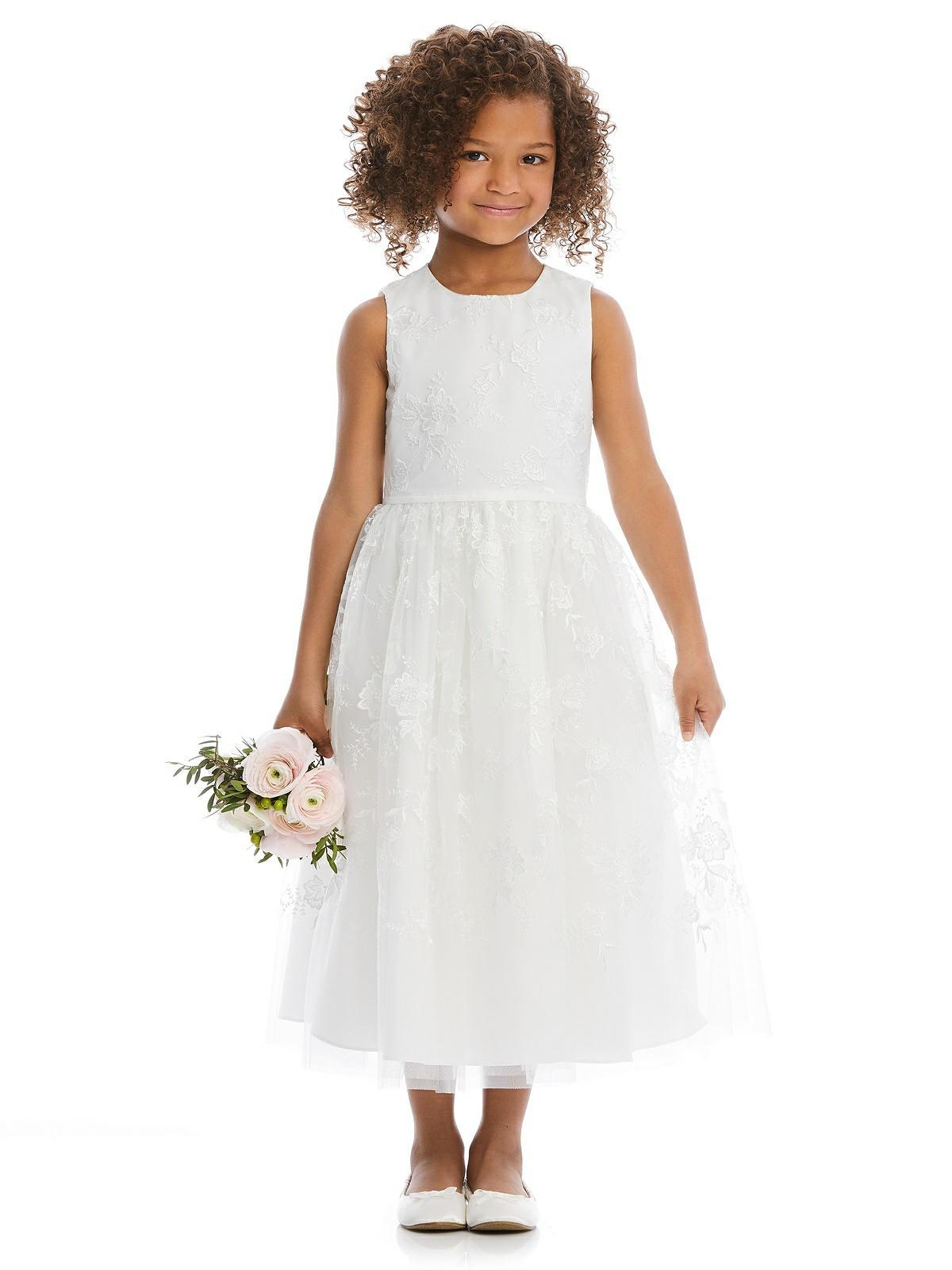 5c8d5d80a29 Flower Girl Dress FL4064 Flower Girl Dress FL4065 Dessy ...