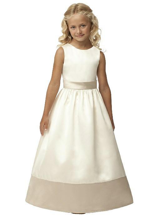6f133988b005 Flower Girl Dress FL4034 | The Dessy Group