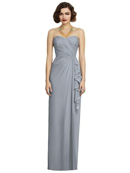 cc310634c5 Dessy Collection Bridesmaid Dress 2895