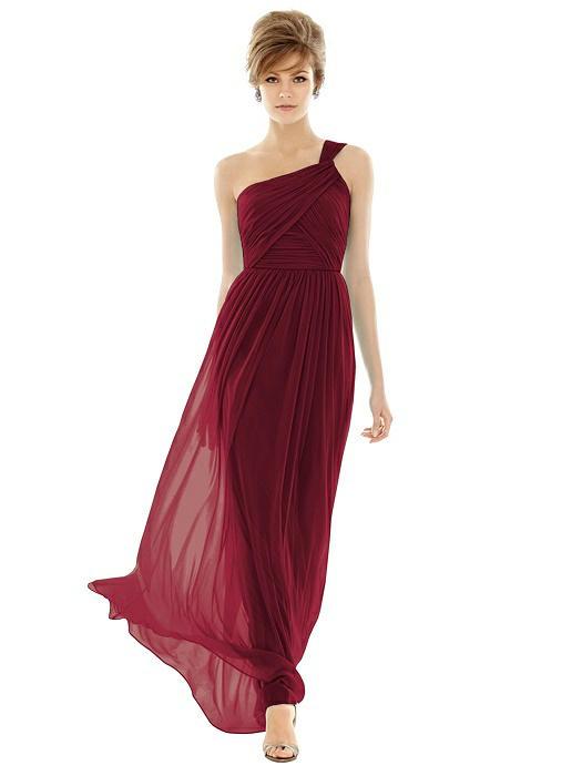 da3ebd9a915 Alfred Sung Bridesmaid Dress D691