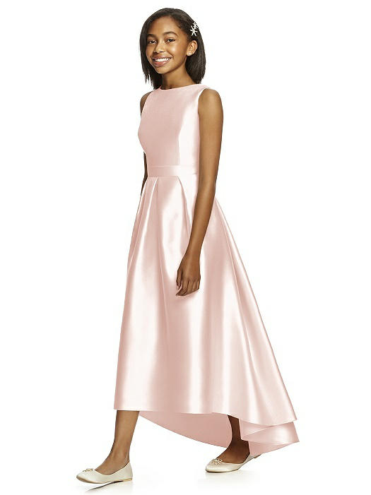 199ade6a4b Dessy Collection Junior Bridesmaid Dress JR534