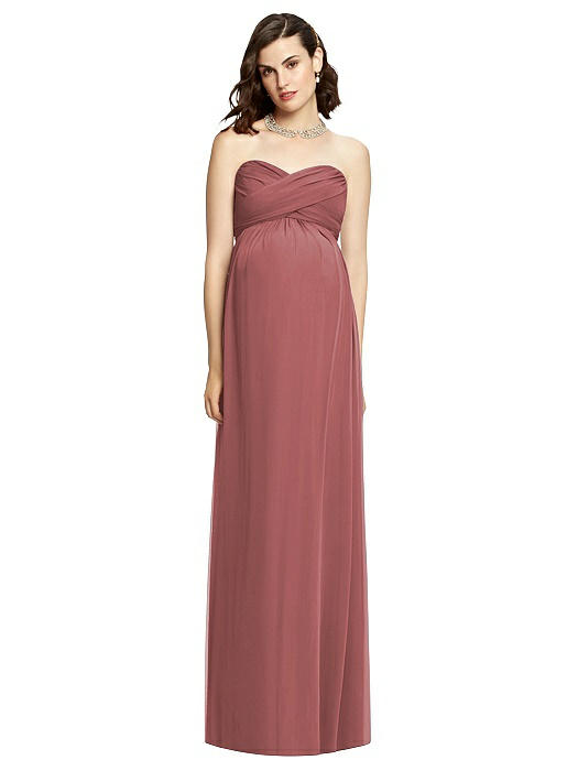 d3029287030 Dessy Collection Maternity Bridesmaid Dress M426