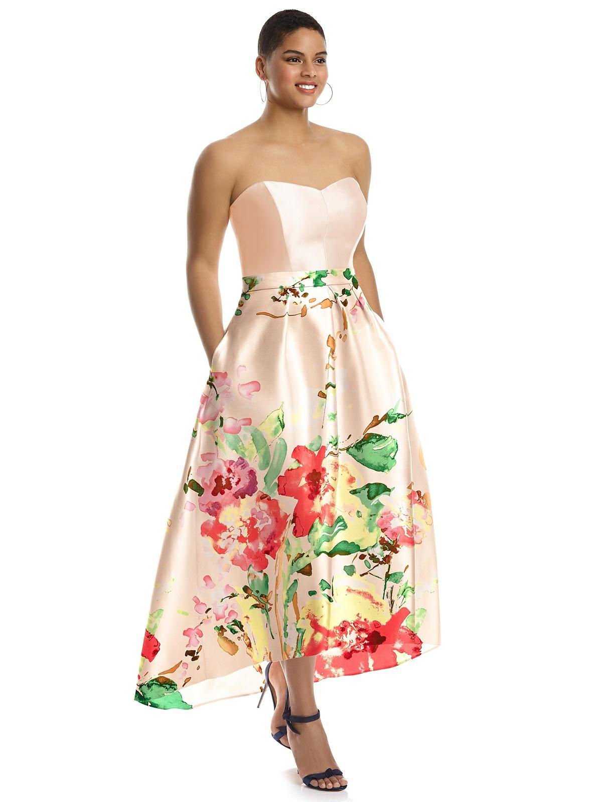 42a352dd09a Dessy Alfred Sung Bridesmaid Dresses - Gomes Weine AG