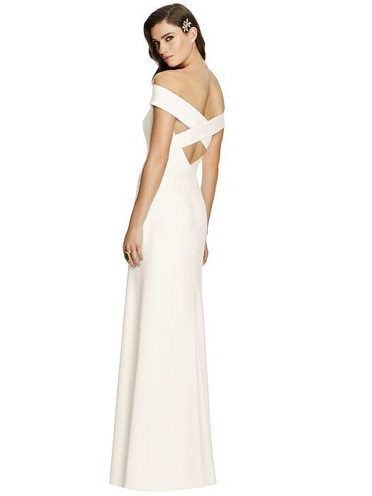 da52e4a6d92 Dessy Bridesmaid Dress 2987