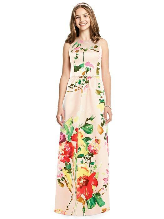 3c5defecb Home · Bridesmaid Dresses · Dessy Collection Junior Bridesmaid Dress  JR536FP. ○; ○