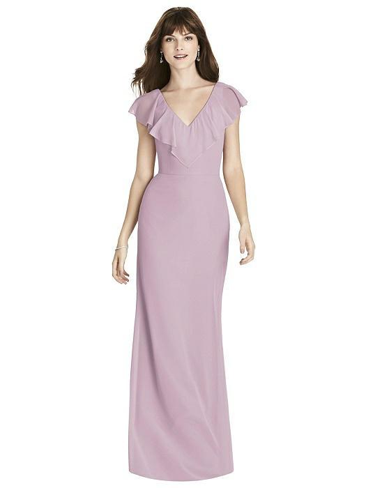 2d111863e3df After Six Bridesmaid Dress 6779