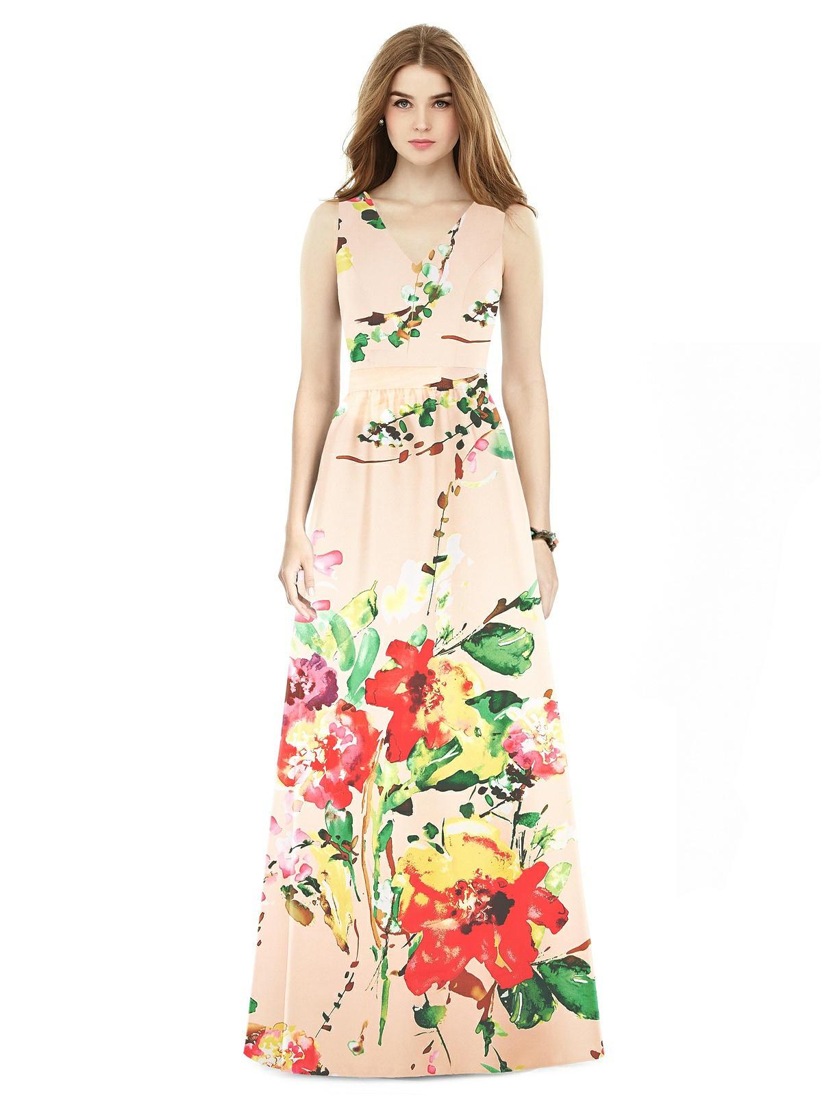 6d35cfca5 Home · Bridesmaid Dresses · Alfred Sung Bridesmaid Dress D752FP. ○; ○