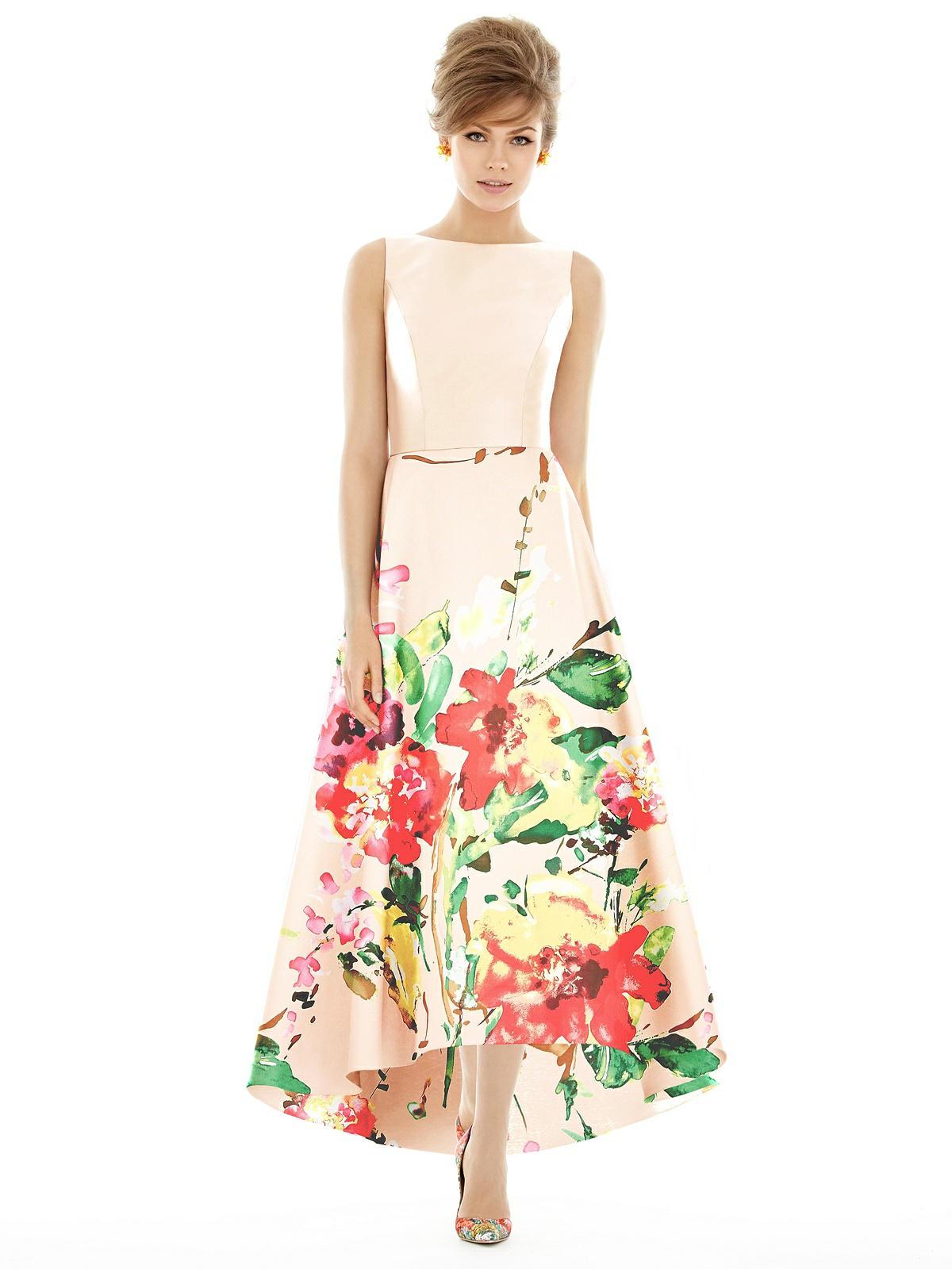 165fdf3a2 Home · Bridesmaid Dresses · Alfred Sung Bridesmaid Dress D698CP. ○; ○