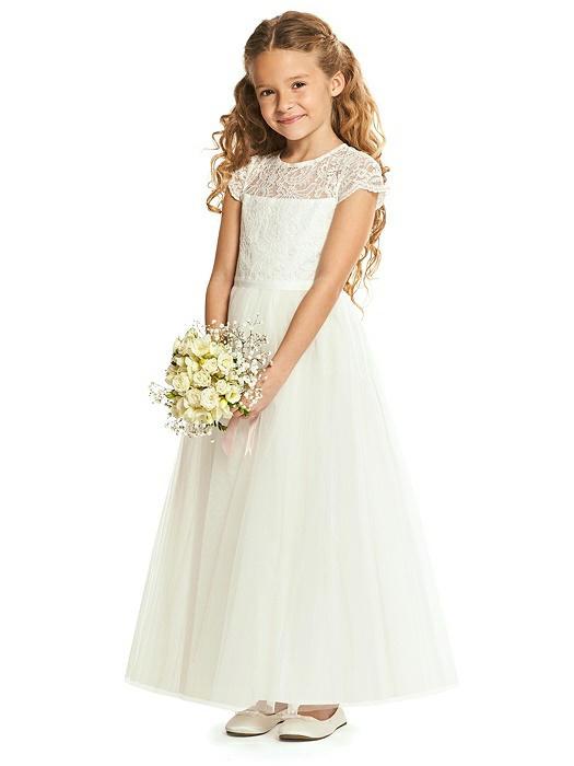 2d9492377d22 Flower Girl Dress FL4063 | The Dessy Group