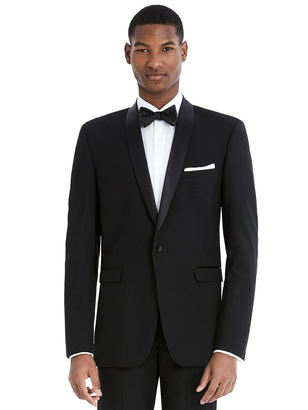 7c44022607c Slim Shawl Collar Tuxedo Jacket - The Ethan by After Six | The Dessy ...