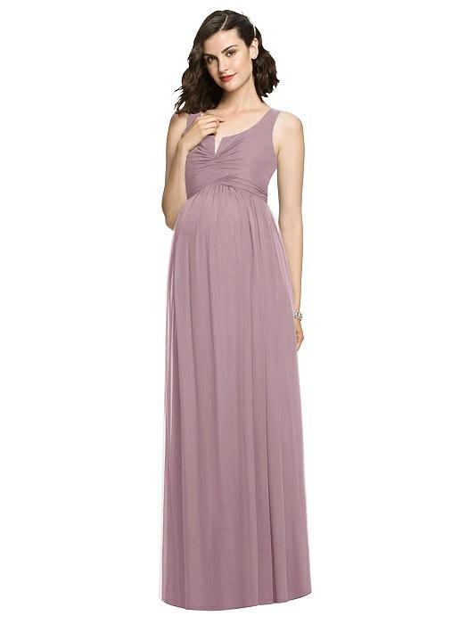 4d3f960e5d After Six Maternity Bridesmaid Dress M424